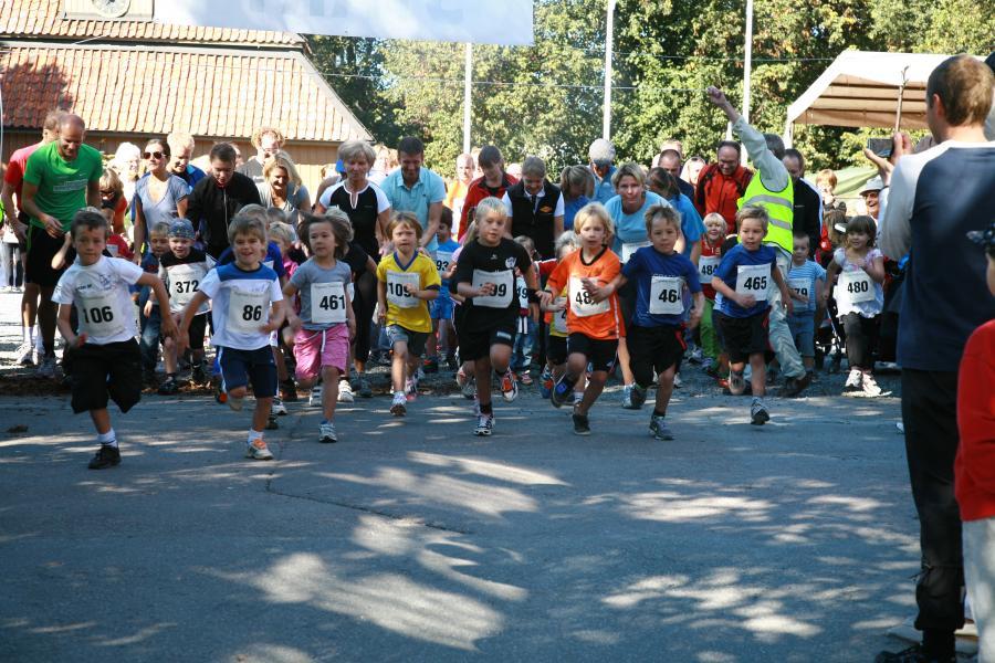 Spring för Världens barn