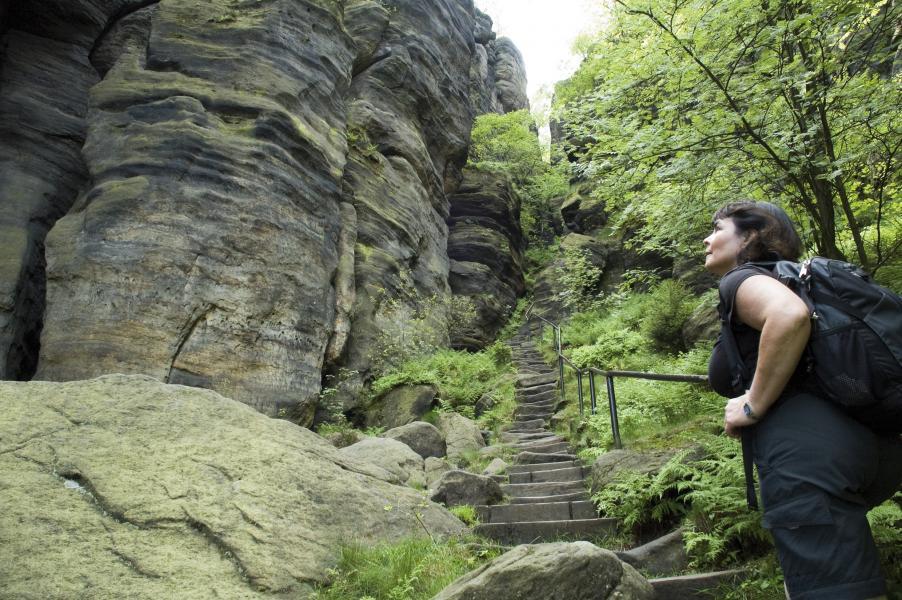 Ny vandringsväg i Tyskland