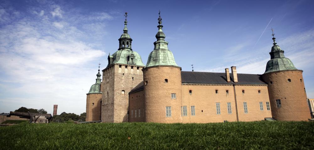 Kvällsöppet på Kalmar slott