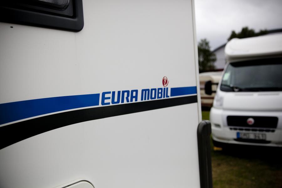 Eura Mobil/Karmann i Lomma