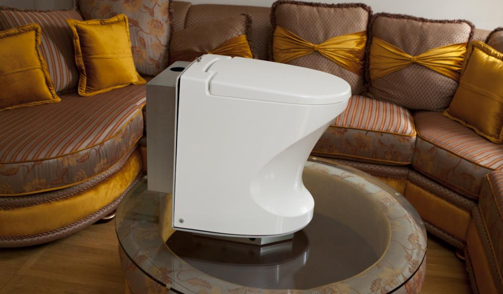 Sensationell ny toalett från Cabby