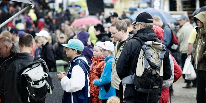 Ökad turism i Jämtland/Härjedalen