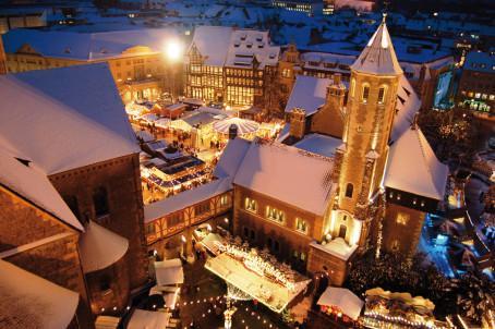 Julresa genom Tyskland