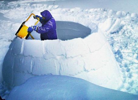 Snöa in dig i Dalarna