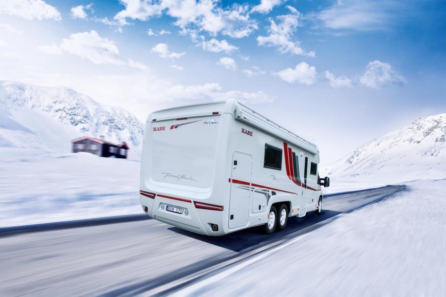 Vinterdäckskrav på tunga fordon