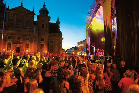 Gästnätterna ökade i Kalmar