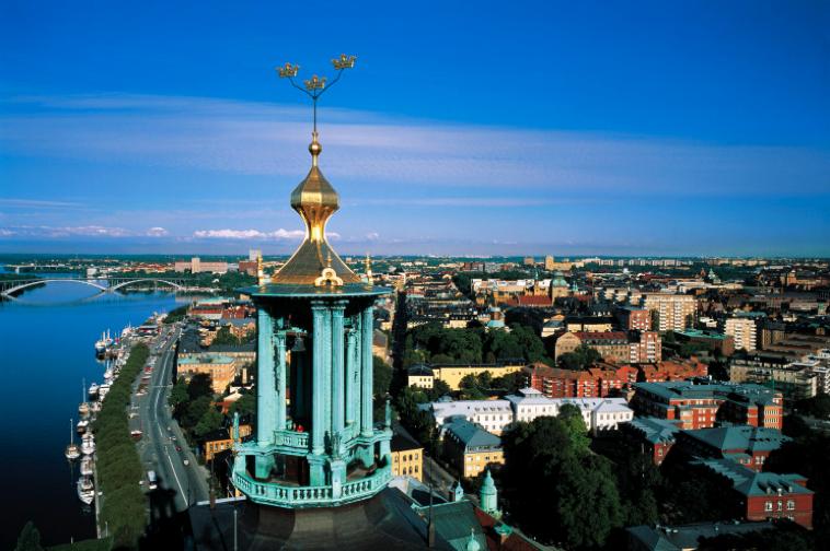 300 minuter av det okända Stockholm