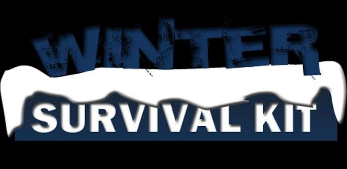 App för att överleva snön
