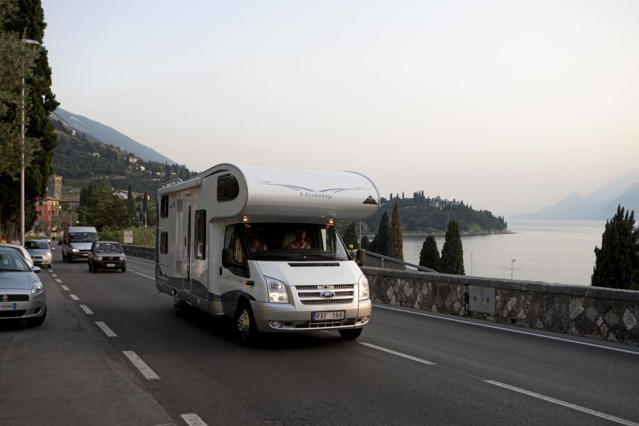 På resa kring Gardasjön