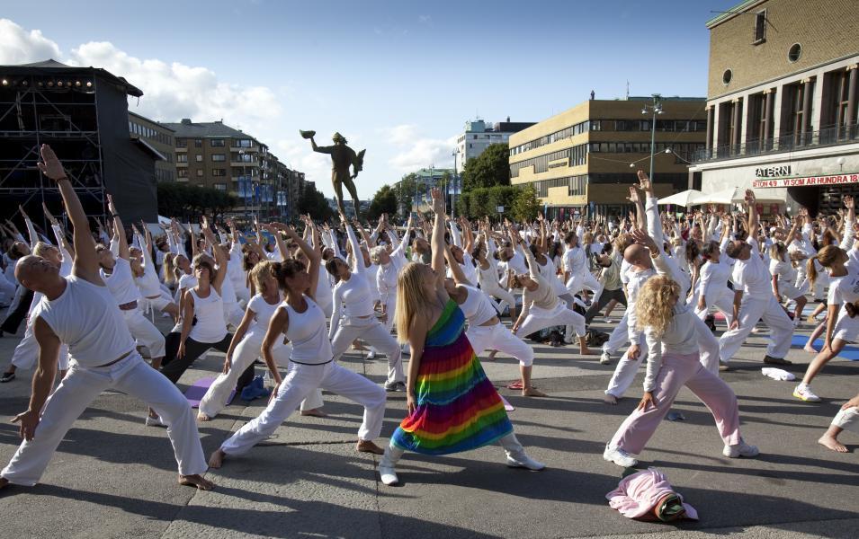 Göteborgsturismen ökar