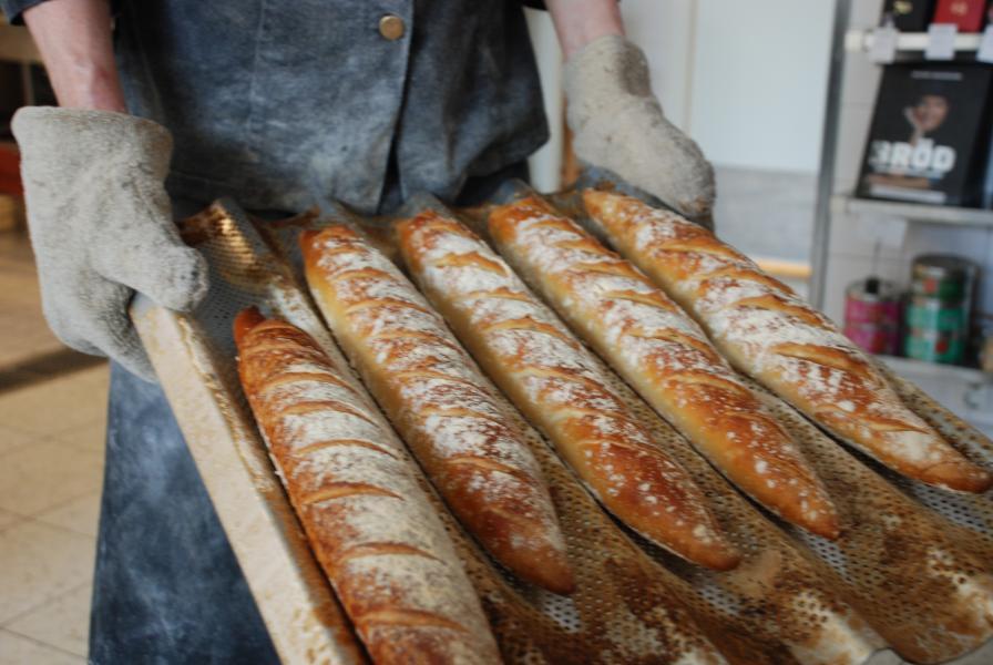 Stor brödfestival i Stockholm
