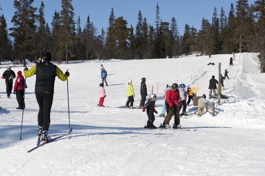 Packlista för skidresan