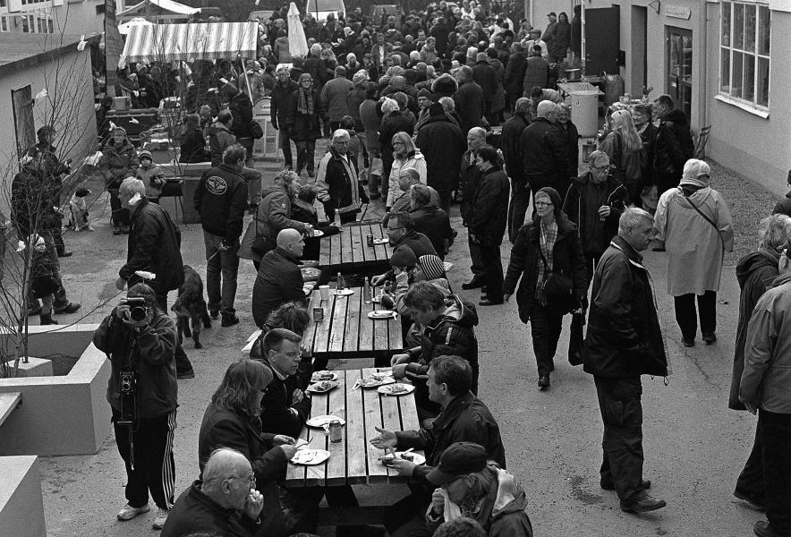 Årets stora korv & brödfestival