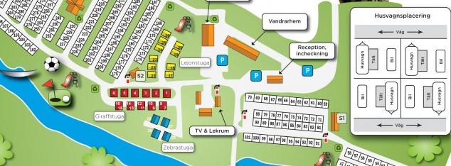 Borås camping stänger ner
