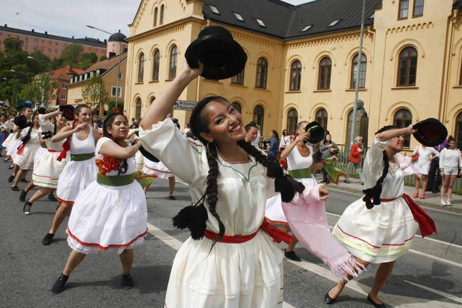 Kulturkarneval i Uppsala