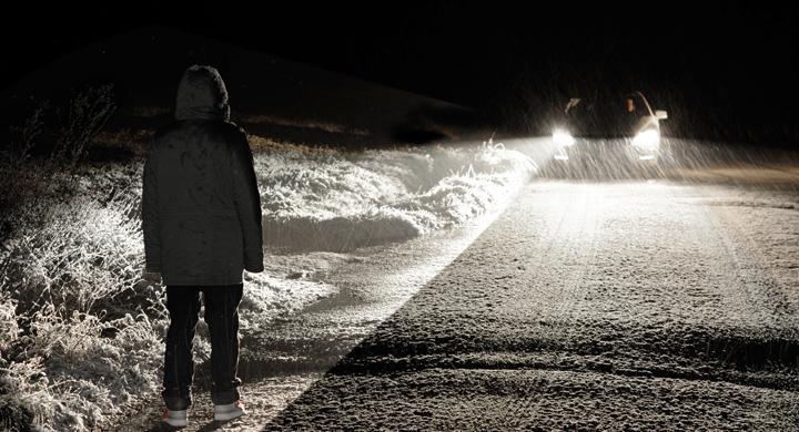 Starkare belysning ger fler trafikdöda