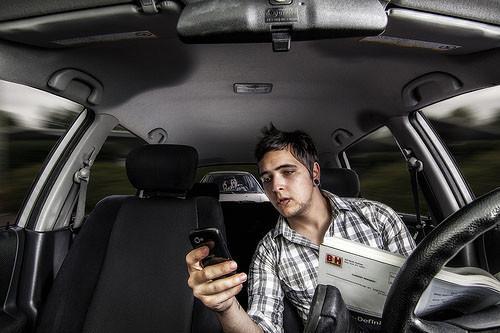 Mobil problem i trafiken