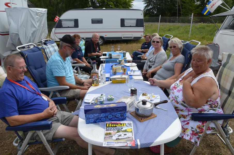 Caravan club i Åbo