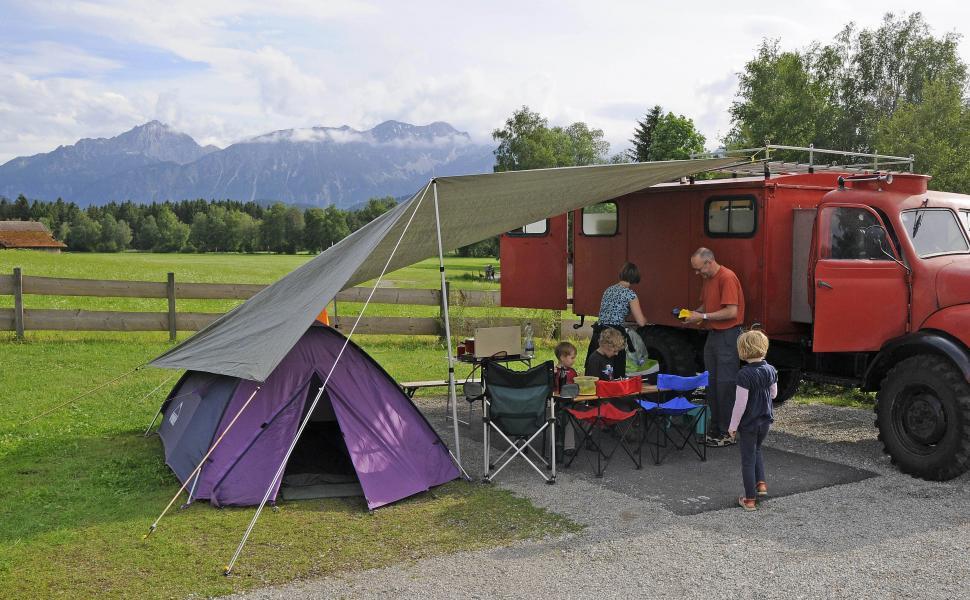 Dyraste och billigaste campingländerna