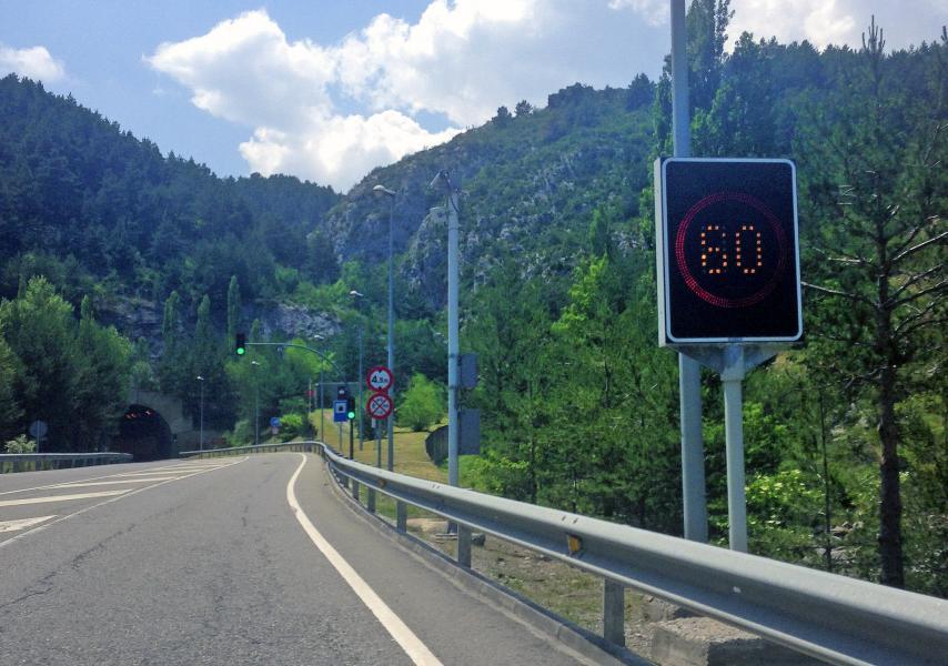 Hastighetsgränser i Europa