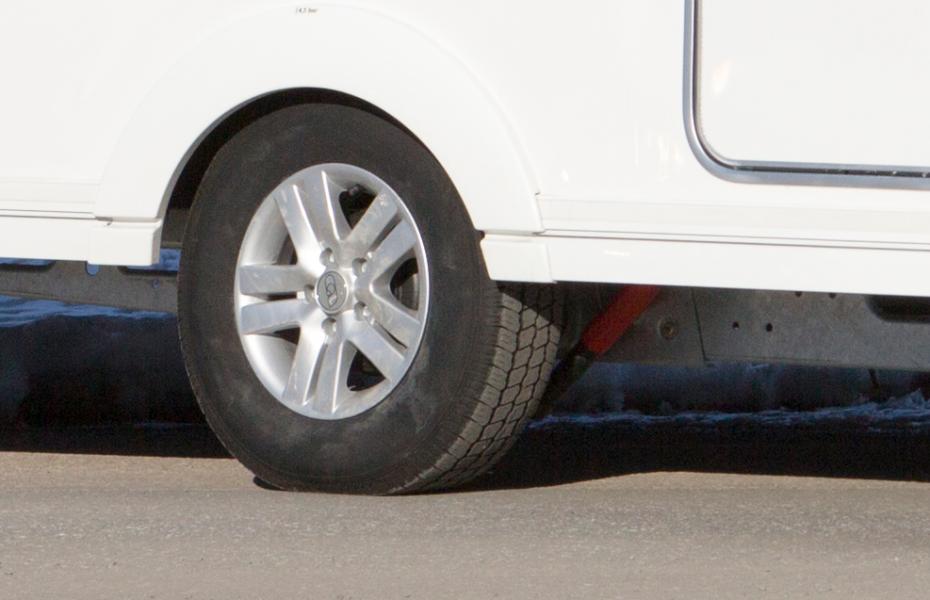 Risk att hjul lossnar, Al-Ko återkallar 7000 husvagnar