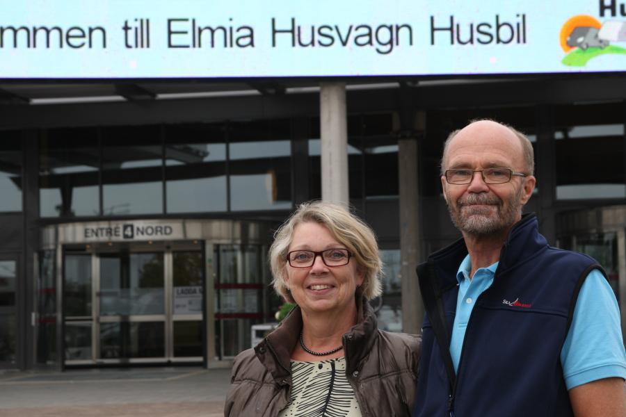 Möt Ove och Annika Larsson