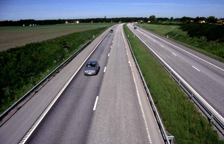 Nya motorvägar i Spanien