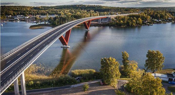 Motalabron invigd – broavgift införs