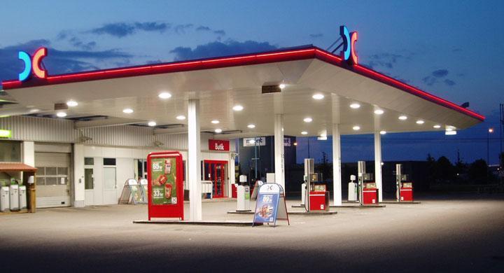 OKQ8 stänger efter bränslestölder