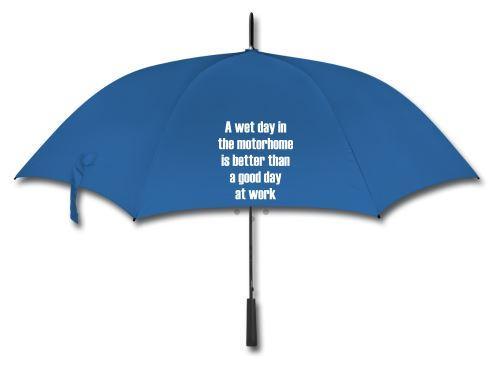 Inget går upp mot rätt paraply