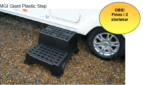 MGI Double plastic step