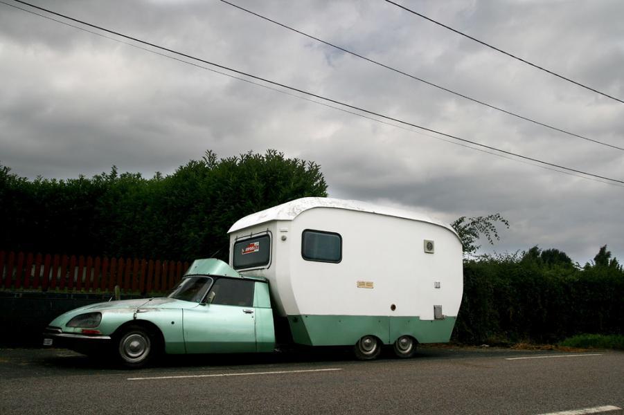 Svårkategoriserad husbil