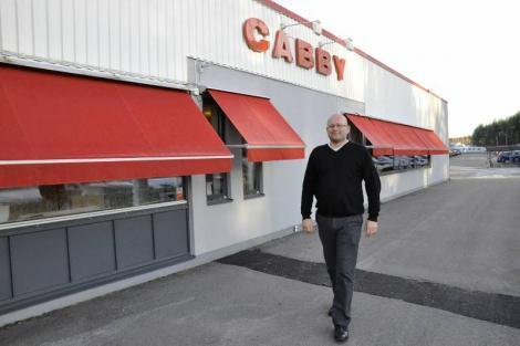 Cabby vill expandera