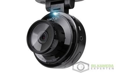 Kamera för både nöje och säkerhet