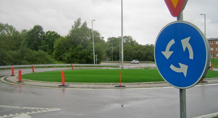 Explosion av nya rondeller i Sverige