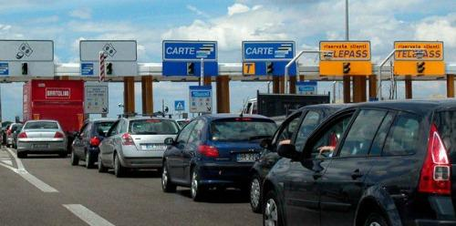 Hastighetsregler i Italien