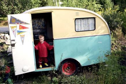 Stiftbyte i husvagnen