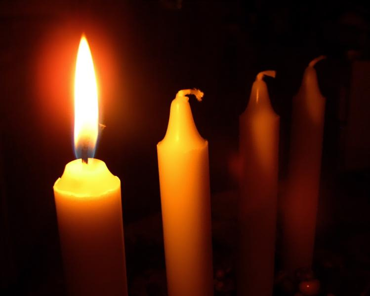 En riktig trevlig 1a advent!