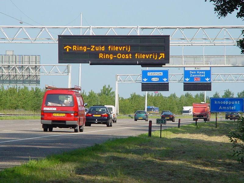 Hastighetsregler i Holland