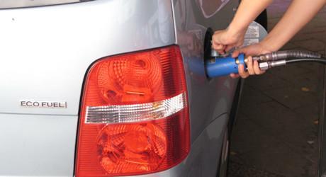 Ny enhet för fordonsgas
