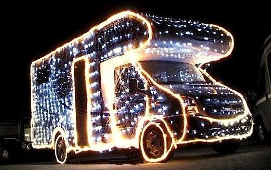 Julnatten ska ljusen brinna