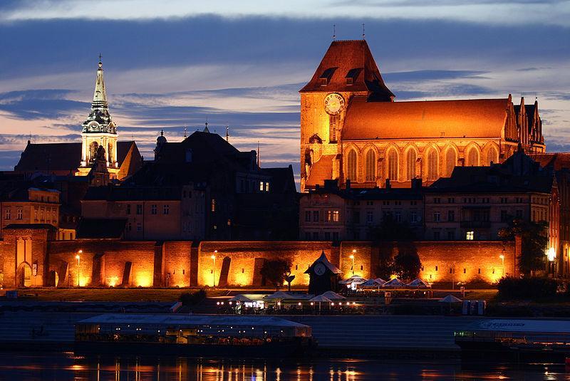 Restips: Torun, en av Polens äldsta städer