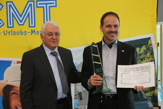 Dethleffs och Winterhoff vinner pris på CMT