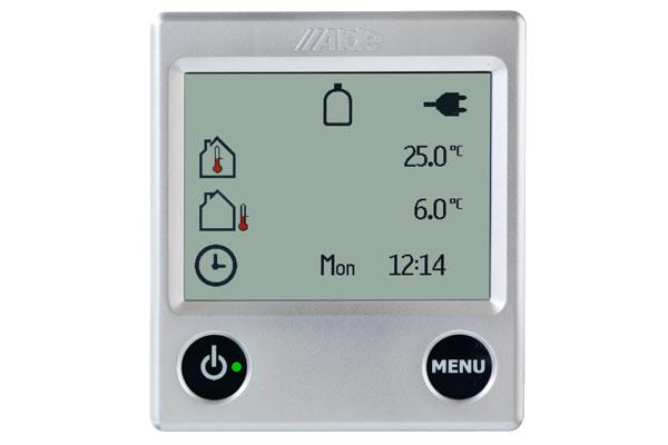 Ny app fjärrstyr Alde värmepanna
