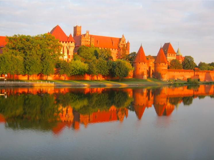 Restips: Malbork, världens största slott