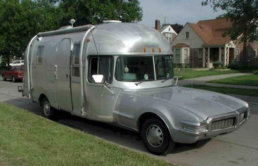 Oldsmobile Toronado i udda utförande