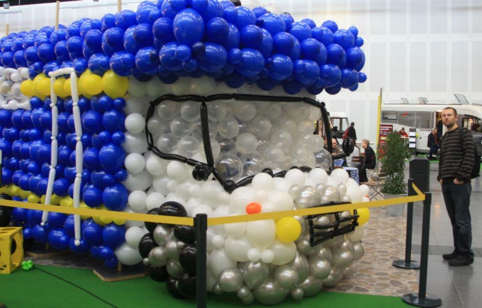 Ny luftig husbilsmodell