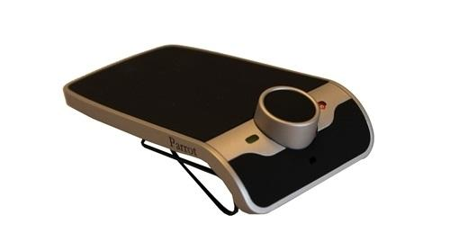 Portabel Bluetooth handsfree till telefonen