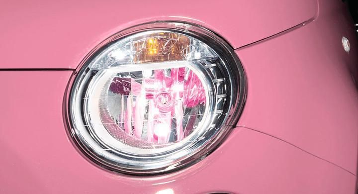 Ny lampa sätter färg på trafiken