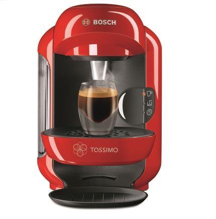 Kompakt kaffemaskin
